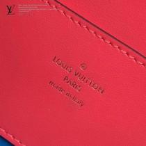 LV M55949 玫紅 原單牛皮新款  Pont 9 手袋