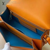 LV M55946 黃 原單牛皮新款  Pont 9 手袋