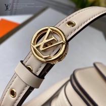 LV M55950 白 原單牛皮新款  Pont 9 手袋