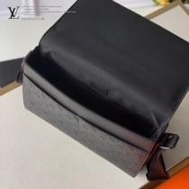 M44729 LV新款原版皮SPRINTER 信使包郵差包