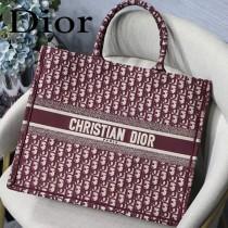 Dior迪奧-05  原版皮大號Book Tote 購物袋