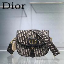 迪奧 原版皮 Dior bobby 2020全新大號郵差包