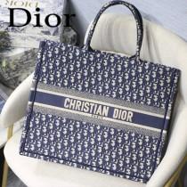 Dior迪奧-04  原版皮大號Book Tote 購物袋