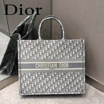 Dior迪奧-02  原版皮大號Book Tote 購物袋