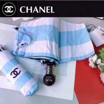 CHANEL 香奈兒新款全自動折疊晴雨傘