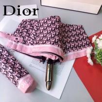 Dior 迪奧 新型圖案 子彈手柄 自動雨傘