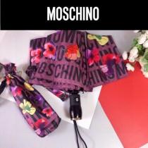 莫斯奇諾 Moschino 雨傘 遮陽傘  采用SSV-Polyester Fibre傘布