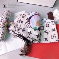 LV 玫瑰花系列自動雨傘 遮陽傘