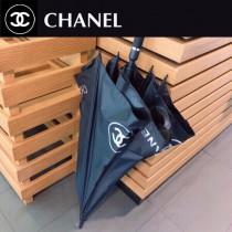 CHANEL香奈兒經典款雨傘 遮陽傘 內加黑膠防曬塗層