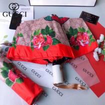 GUCCI古馳強烈推薦時尚單品 抽象字母 驚艷款 自動雨傘遮陽傘
