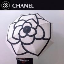 香奈兒 CHANEL  專櫃夏季新款 最新火爆五折口袋傘