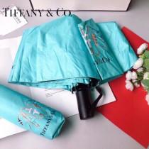 Tiffany蒂芙尼 時尚手鏈  全自動折疊晴雨傘