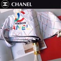CHANEL香奈兒新款多彩圖案自動雨傘