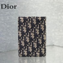 Dior 0180 Oblique 老花護照套