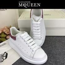MQ麥昆-06 第三代原單正品ALEXANDER MQUEEN麥昆小白鞋情侶款