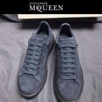 MQ-04 麥昆第三代原單正品ALEXANDER MQUEEN麥昆小白鞋情侶款