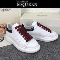 MQ麥昆-016  第三代原單正品ALEXANDER MQUEEN麥昆小白鞋情侶款