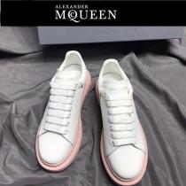 MQ-01 麥昆第三代原單正品ALEXANDER MQUEEN麥昆小白鞋情侶款