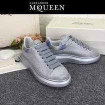 MQ麥昆-017  第三代原單正品ALEXANDER MQUEEN麥昆小白鞋情侶款