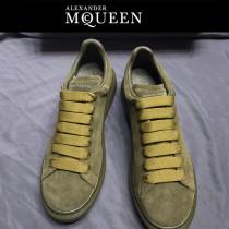 MQ-06 麥昆第三代原單正品ALEXANDER MQUEEN麥昆小白鞋情侶款