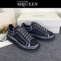 MQ麥昆-015  第三代原單正品ALEXANDER MQUEEN麥昆小白鞋情侶款
