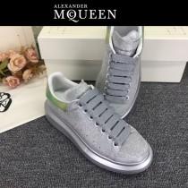 MQ麥昆-018  第三代原單正品ALEXANDER MQUEEN麥昆小白鞋情侶款