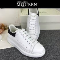 MQ麥昆-011  第三代原單正品ALEXANDER MQUEEN麥昆小白鞋情侶款