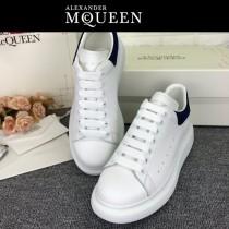 MQ麥昆-01 第三代原單正品ALEXANDER MQUEEN麥昆小白鞋情侶款