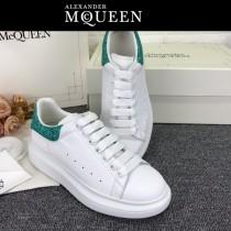 MQ麥昆-013  第三代原單正品ALEXANDER MQUEEN麥昆小白鞋情侶款