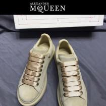 MQ-05 麥昆第三代原單正品ALEXANDER MQUEEN麥昆小白鞋情侶款