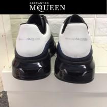 MQ麥昆-016  氣墊款第三代原單正品ALEXANDER MQUEEN麥昆小白鞋情侶款
