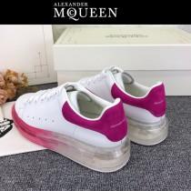 MQ麥昆-013  氣墊款第三代原單正品ALEXANDER MQUEEN麥昆小白鞋情侶款