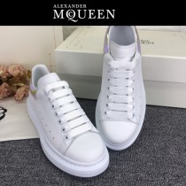 MQ麥昆-030  第三代原單正品ALEXANDER MQUEEN麥昆小白鞋情侶款