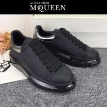 MQ麥昆-09  氣墊款第三代原單正品ALEXANDER MQUEEN麥昆小白鞋情侶款