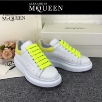 MQ麥昆-029  第三代原單正品ALEXANDER MQUEEN麥昆小白鞋情侶款
