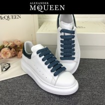 MQ麥昆-026  第三代原單正品ALEXANDER MQUEEN麥昆小白鞋情侶款