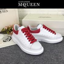 MQ麥昆-020  第三代原單正品ALEXANDER MQUEEN麥昆小白鞋情侶款