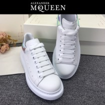 MQ麥昆-024  第三代原單正品ALEXANDER MQUEEN麥昆小白鞋情侶款