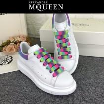 MQ麥昆-033  第三代原單正品ALEXANDER MQUEEN麥昆小白鞋情侶款