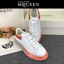 MQ麥昆-010  氣墊款第三代原單正品ALEXANDER MQUEEN麥昆小白鞋情侶款