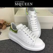 MQ麥昆-036  第三代原單正品ALEXANDER MQUEEN麥昆小白鞋情侶款