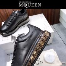 MQ麥昆-04  氣墊款第三代原單正品ALEXANDER MQUEEN麥昆小白鞋情侶款