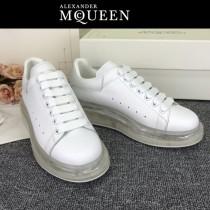 MQ麥昆-08  氣墊款第三代原單正品ALEXANDER MQUEEN麥昆小白鞋情侶款