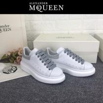MQ麥昆-023  第三代原單正品ALEXANDER MQUEEN麥昆小白鞋情侶款