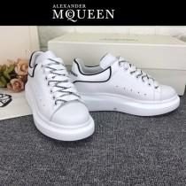 MQ麥昆-022  第三代原單正品ALEXANDER MQUEEN麥昆小白鞋情侶款