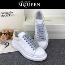 MQ麥昆-032  第三代原單正品ALEXANDER MQUEEN麥昆小白鞋情侶款