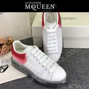 MQ麥昆-011  氣墊款第三代原單正品ALEXANDER MQUEEN麥昆小白鞋情侶款