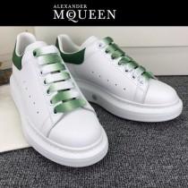 MQ麥昆-035  第三代原單正品ALEXANDER MQUEEN麥昆小白鞋情侶款