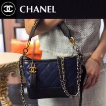 Chanel-01  最新Gabrielle流浪包