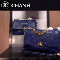 Chanel-05  最新19BAG 枕頭包